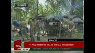 getlinkyoutube.com-15 Abu Sayyaf members killed in Sulu encounter