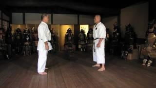 getlinkyoutube.com-Worlds Greatest Goju-ryu Karate Master MORIO HIGAONNA 10th Dan (pt.2)