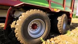 getlinkyoutube.com-Strautmann Rollbandwagen Aperion