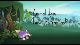 getlinkyoutube.com-Animal Jam-Tocas Estranhas!