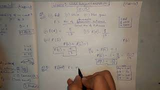 Chapter 15 Exercise 15.1 (Q9, Q10, Q11) PROBABILITY of maths class 10 || NCERT