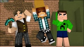 Minecraft: O AUTHENTIC APRENDEU A CONSTRUIR? BUILDÃO COM YOUTUBERS! 11 (BUILD BATTLE)