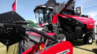 Massey Ferguson at Cereals 2015