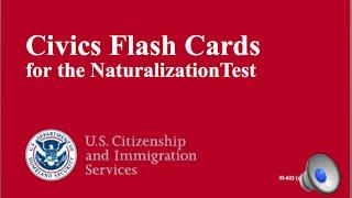 getlinkyoutube.com-2016 OFFICIAL 100 US CITIZENSHIP INTERVIEW QUESTIONS - ALL 100 CIVICS TEST QUESTIONS