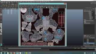 getlinkyoutube.com-UV Mapping 101 in Maya 2014 Part 1