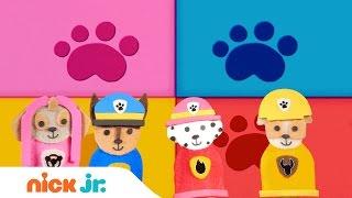 getlinkyoutube.com-PAW Patrol | Pup Pup Boogie w/ the Pinkie Pals Crafts | Nick Jr.
