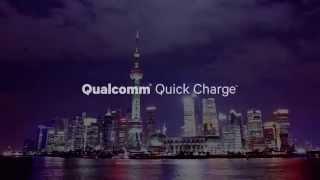 Qualcomm presenta il Quick Charge 3.0