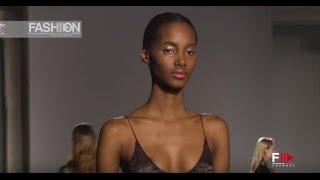 getlinkyoutube.com-FRANCESCO SCOGNAMIGLIO Milan Fashion Week Fall Winter 2017 2018   Fashion Channel