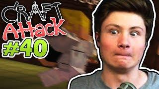 getlinkyoutube.com-DER DIEBSTAHL! | Minecraft CRAFT ATTACK #40 | Dner