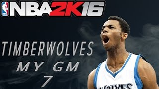 getlinkyoutube.com-NBA 2K16 MyGM Timberwolves | 2016 Offseason (Coaching, NBA Draft, Free Agency)