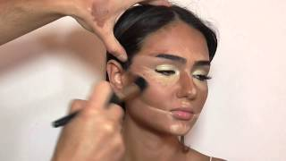 getlinkyoutube.com-Hagai Avdar Make Up Artist -חגי אבדר אמן איפור