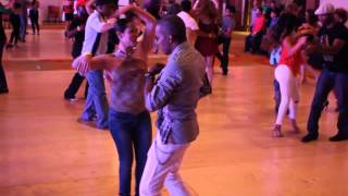 getlinkyoutube.com-Juan Matos y Alien Ramirez (first dance together)