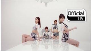 [MV] GIRL'S DAY(걸스데이) _ FEMALE PRESIDENT(여자대통령)