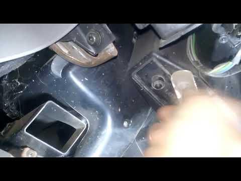 Где масляный фильтр в Фиат Скудо
