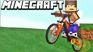 getlinkyoutube.com-Minecraft Mods: Motos Esportivas no Minecraft - Steam Bikes