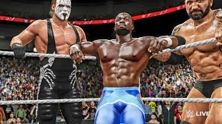 getlinkyoutube.com-WWE 2k16 My Career Gameplay - THE AUTHORITY SCREWING ME OVER! Ep. 14