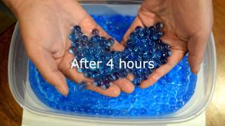 getlinkyoutube.com-How To Make Water Beads or Water Marbles