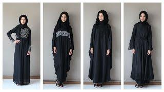 getlinkyoutube.com-Abaya Lookbook