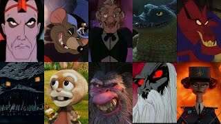 getlinkyoutube.com-Defeats of my Favorite Animated Non-Disney Movie Villains Part IV