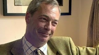 The True European Debate: Farage set for first place finish