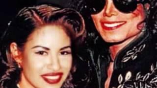 getlinkyoutube.com-Michael Jackson and Selena=Love