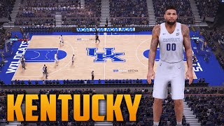 getlinkyoutube.com-NBA 2K16 Kentucky Wildcats Court/Jersey Tutorial