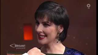 getlinkyoutube.com-Enya Interview on German TV 2015