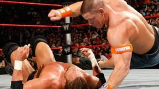 Raw: John Cena vs. Triple H