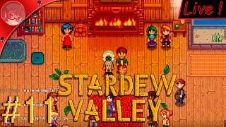 getlinkyoutube.com-[Live]Stardew Valley : X-Cystem Farm #11 14/03/2016