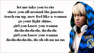 getlinkyoutube.com-Ester Dean - Take You To Rio Lyrics HD