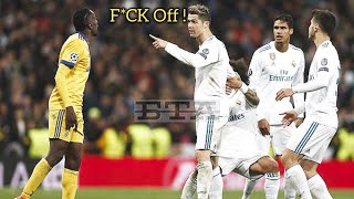 Look What Cristiano Ronaldo Did After Real Madrid Vs Juventus! • Fight || Unseen Footage !