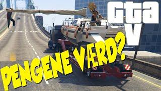 getlinkyoutube.com-PENGENE VÆRD? - GTA V PC [Dansk Gameplay]