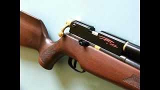 getlinkyoutube.com-9mm Air Rifle - Robert Lane Design.