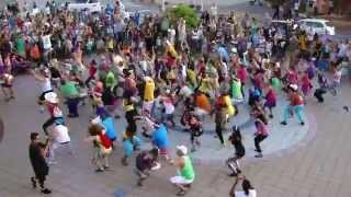 getlinkyoutube.com-رقص جماعي  روعه