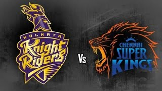 CHANNAI Super Kings vs Kolkata Knight Riders IPL 2015 Match 28