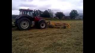 Elho 600 V-Twin Swather working front mounted