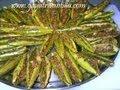 How to make Potols Vepudu (Parval Fry)