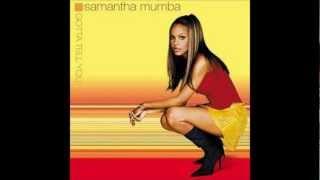 Gotta Tell You - Samantha Mumba width=