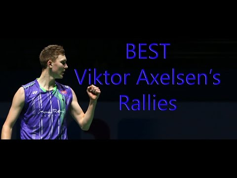 Best Viktor Axelsen's Rallies -Trick Shots,funny moments and Highlights -Badminton