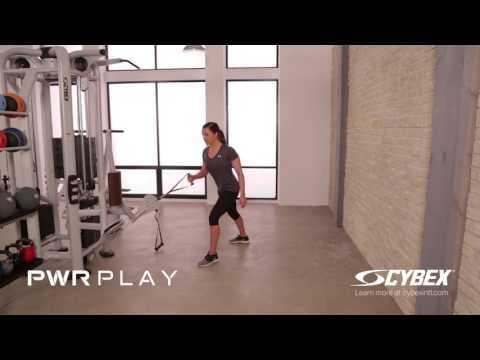 Cybex PWR PLAY - Single Arm Low Row