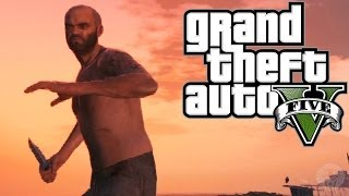 "getlinkyoutube.com-GTA 5: How To Increase ""STRENGTH""! Stronger Melee Attacks & Survive Fall Damage (Grand Theft Auto V)"