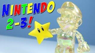 "getlinkyoutube.com-World of Nintendo 4"" Action Figures Series 2-3 JAKKS Pacific Collection"