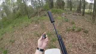 getlinkyoutube.com-Ruger 10 22 Takedown UnSuppressed & Suppressed