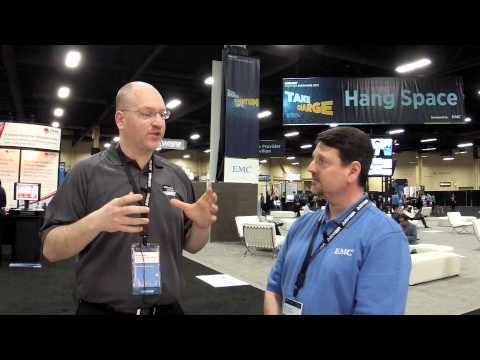 VMware Partner Exchange 2013: Partner Showcase - Lumenate - The Backup Window