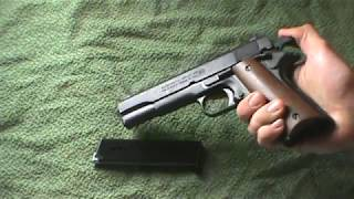 getlinkyoutube.com-Bruni M1911 Review
