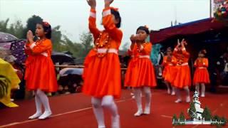 JAINTIA  PNAR song children  dance video  celebration