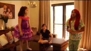 getlinkyoutube.com-Day Off: Venus Raj and Boobay as Team Kramer's yayas for a day