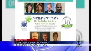Eliana Tardio invita a conferencia sobre autismo en FGCU
