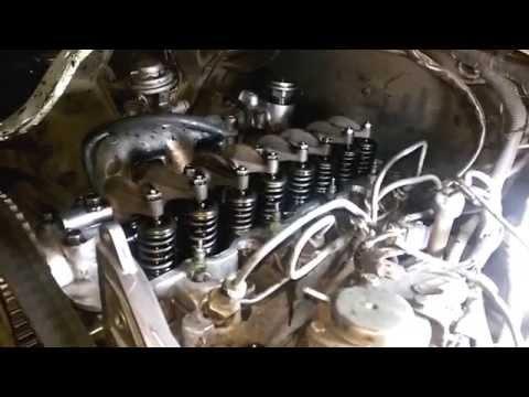 Как регулировать клапана гбц на моторе 4D56