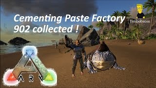 ARK: Survival Evolved  Beelzebufo Cementing Paste Factory